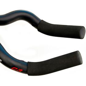 Syntace Racegrip Aero Puños C6 AeRO Barras Manillar, black